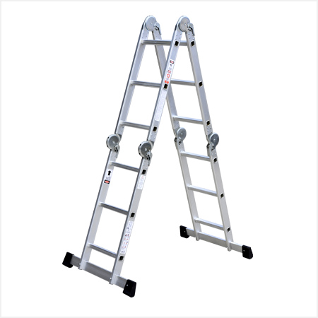 Escalera de Aluminio Multifunción Crecchio